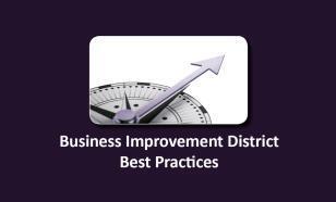 Business Improvement District Best practices