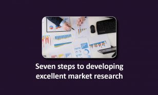 7 steps to excellent market research image